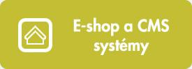 E-shop a CMS systémy
